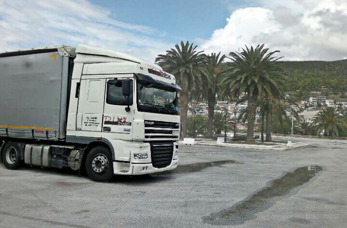 Transport Drogowy Międzynarodowy